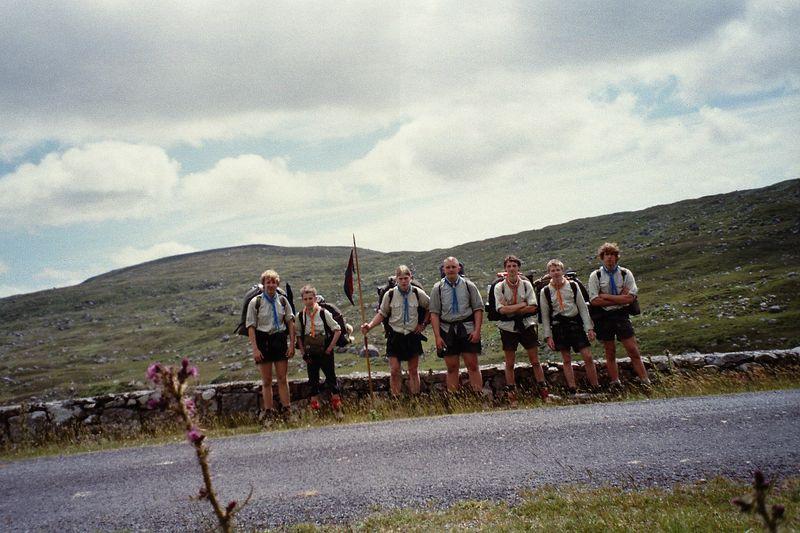 Sippe Aldebaran in Irland 2006_05