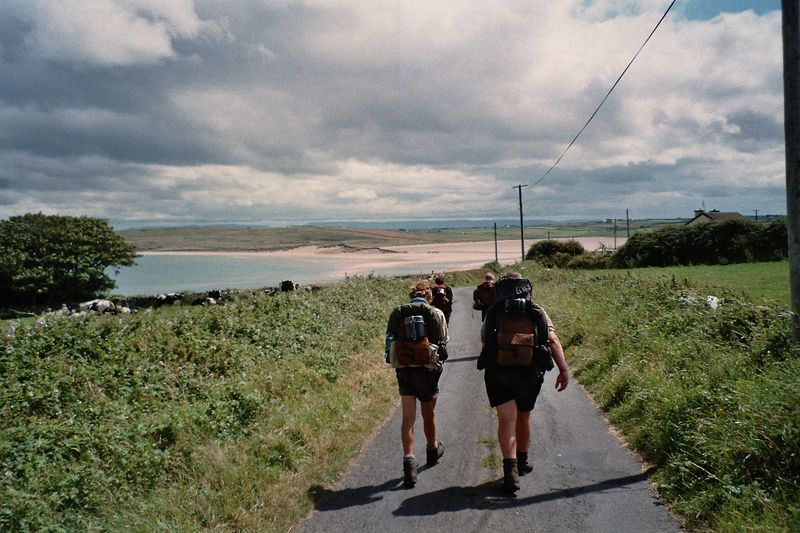 Sippe Aldebaran in Irland 2006_59